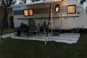 Caravan Adria Backstein in Gommersheim huren van particulier