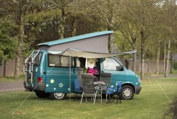 Kampeerbus VW Happy in Mierlo huren van particulier
