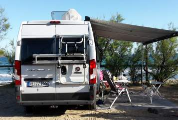 Buscamper Malibu Carthago Malibu in Marl huren van particulier