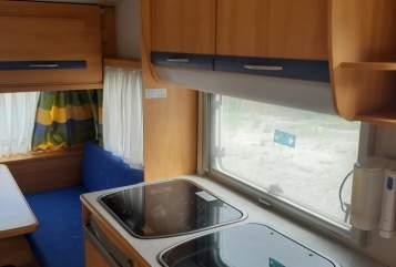 Caravan Knaus Vimara in Brandenburg an der Havel huren van particulier