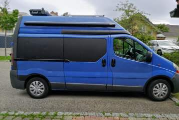 Buscamper Renault  Hi.Life  in Freiburg im Breisgau huren van particulier