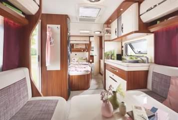 Caravan Hobby Sommertraum in Rottenburg am Neckar huren van particulier