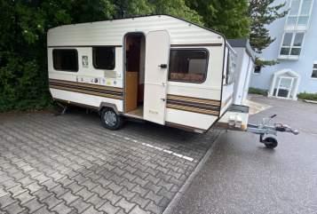 Caravan Knaus Vacay in Mühldorf am Inn huren van particulier