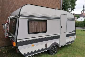 Caravan Hobby Muck in Dortmund huren van particulier