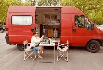 Buscamper Fiat Fridolin in Würzburg huren van particulier