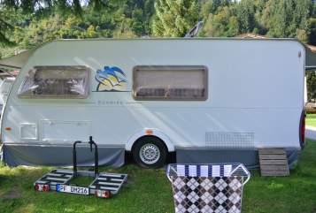 Caravan Knaus Wohni Knaus Südwind in Mühlacker huren van particulier