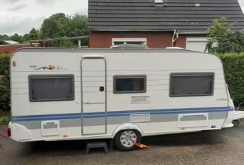 Caravan Hobby Kollege in Emden huren van particulier
