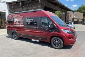Buscamper Malibu Ruby in Erkelenz huren van particulier