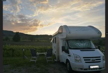 Alkoof Ford Freiheit  in Holzgerlingen huren van particulier