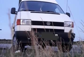 Kampeerbus VW Molfi in Berlin huren van particulier