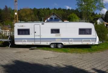 Caravan Hobby Hobby Prestige in Reichertshausen huren van particulier