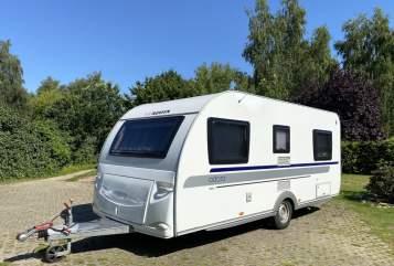Caravan ADRIA Müritzcamper in Malchow huren van particulier