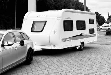 Caravan Hobby  Charly in Soest huren van particulier
