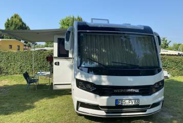 Integraal Knaus Weinsberger Wohnmobil  in Horb am Neckar huren van particulier