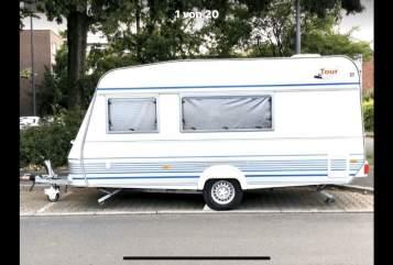 Caravan TEC Sunny in Oberhausen huren van particulier