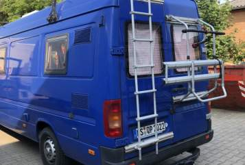 Buscamper Volkswagen VW LT 2.8TDI in Münster huren van particulier