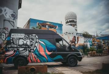 Kampeerbus Ford INDIPHANT in Cloppenburg huren van particulier
