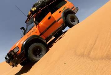 Overige Toyota Orange Cruiser in Nieuwegein huren van particulier