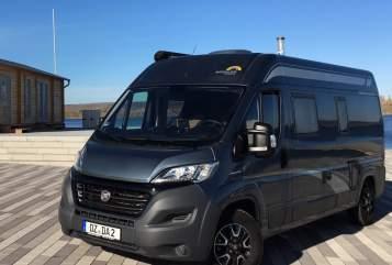 Buscamper Fiat Ducato Kastenwohnmobil World Traveler in Taucha huren van particulier