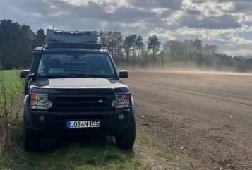 Overige Land Rover Bärbel in Bad Saarow huren van particulier