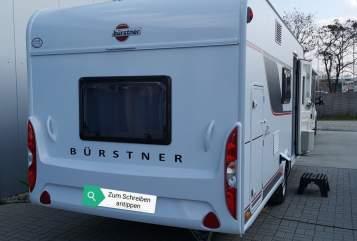 Caravan Bürstner Treasure in Weißwasser huren van particulier