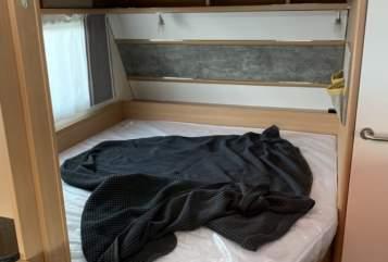 Caravan LMC / Soma Camp Family Edition Space in Ahlen huren van particulier