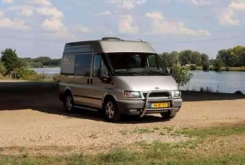 Kampeerbus Ford Ford Transit in Eindhoven huren van particulier