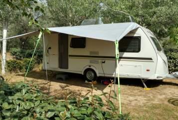 Caravan Weinsberg BOBO in Ingolstadt huren van particulier