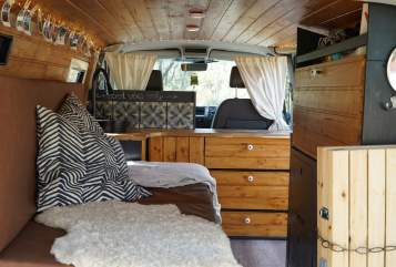 Kampeerbus VW Tante Emma in Radolfzell am Bodensee huren van particulier