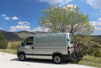 Kampeerbus Renault Tore in Marl huren van particulier