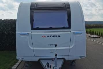 Caravan Adria Holiday in Dürmentingen huren van particulier