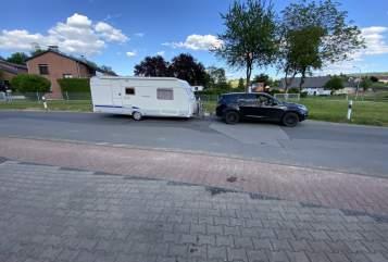 Caravan Bürstner  4Family in Bad König huren van particulier