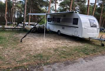 Caravan Adria MoPo in Dresden huren van particulier