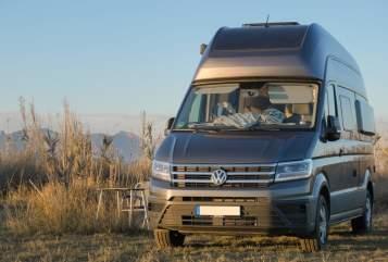 Buscamper VW Knut California in Adelheidsdorf huren van particulier