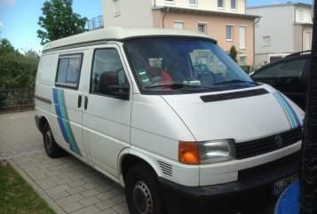 Kampeerbus Volkswagen Casita in Nürnberg huren van particulier