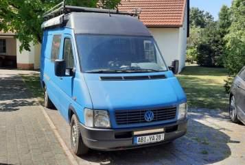 Buscamper VW VauWeeLTe in Sandersdorf-Brehna huren van particulier