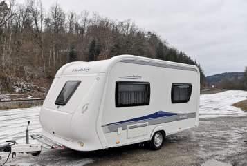 Caravan Hobby Hobby  in Schwanau huren van particulier