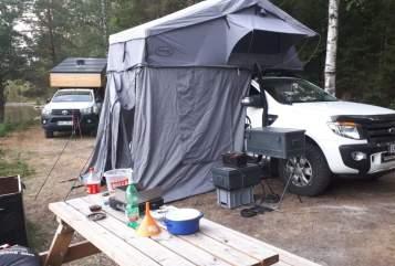 Overige Dachzelt Zelt in Prambachkirchen huren van particulier