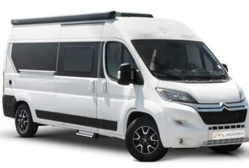 Buscamper Mooveo Van 60 DB Mooveo Van in Cuxhaven huren van particulier