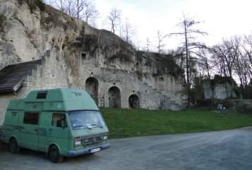 Buscamper Volkswagen sgt. Peperjack in Bodenfelde huren van particulier