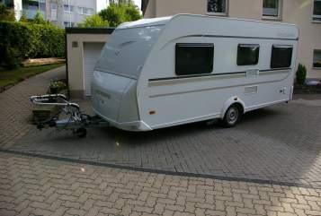 Caravan Weinsberg Mia15 in Siegen huren van particulier