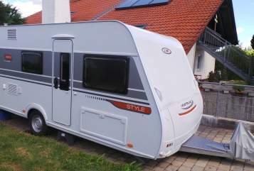 Caravan LMC Style Mario in Eresing huren van particulier