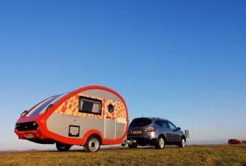 Caravan T@b Sunny T@b 320  in Leusden huren van particulier