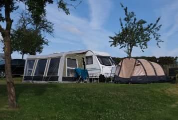 Caravan Hylander  Provence in Nijmegen huren van particulier