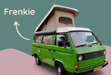 Kampeerbus VW Frenkie in Dongen huren van particulier
