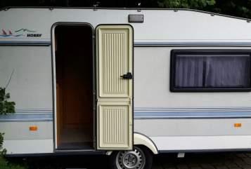 Caravan Hobby  Hobby 2018 in Gößweinstein huren van particulier