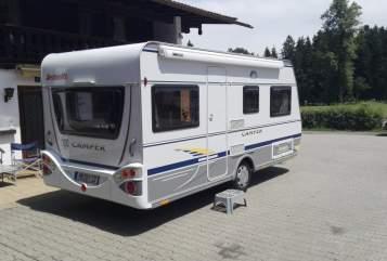 Caravan Dethleffs Schwanzal in Warngau huren van particulier