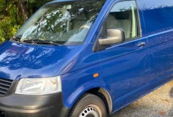 Buscamper Volkswagen  Basic Camper in Großenhain huren van particulier