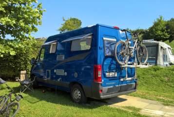Buscamper Peugeot Womo in Kleinmachnow huren van particulier
