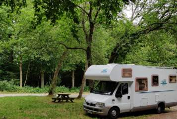 Alkoof Fiat Egon in Holzkirchen huren van particulier